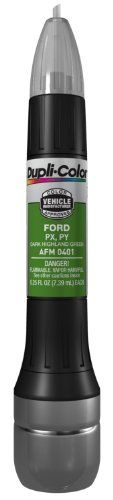 Dupli-Color AFM0401 Dark Highland Green Ford Exact-Match Scratch Fix All-in-1 Touch-Up Paint - 0.5 oz. - http://www.caraccessoriesonlinemarket.com/dupli-color-afm0401-dark-highland-green-ford-exact-match-scratch-fix-all-in-1-touch-up-paint-0-5-oz/  #AFM0401, #Allin1, #Dark, #DupliColor, #ExactMatch, #Ford, #Green, #Highland, #Paint, #Scratch, #TouchUp #All-Green-Automotive, #Green-Automotive