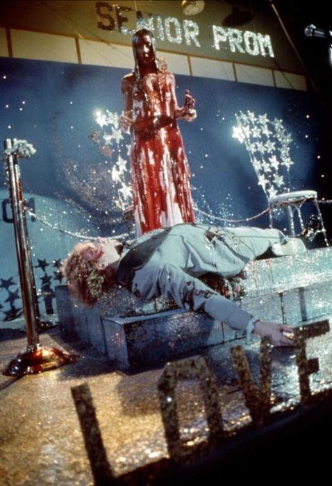 3. 'Carrie' (1976) - Female Trouble: 10 Best Teen-Girl Movies