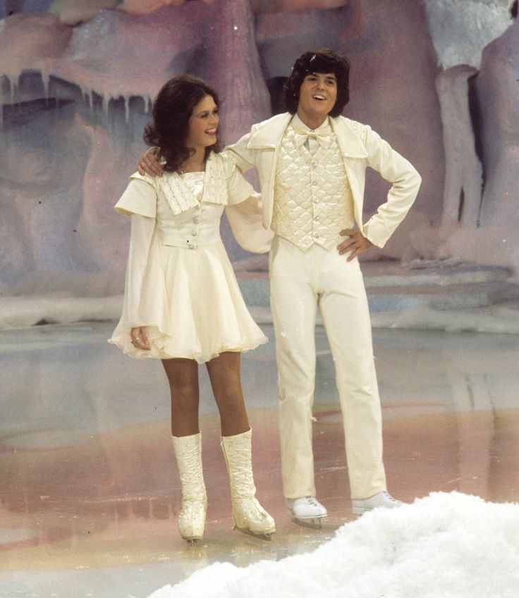 Donny and Marie TV Show Photo A80 | eBay