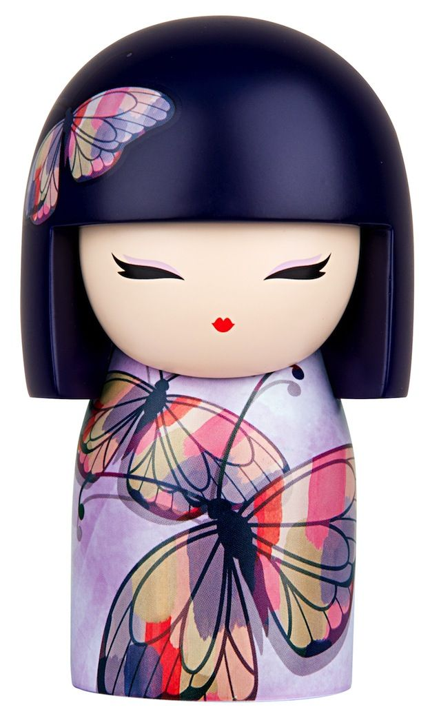 """Kimmidoll™ Ana - 'Love' - """"My spirit is generous and kind. With your big heart and gentle way, you show the world the generosity of my loving spirit. May every heart you touch remember the blessing of your kindness and grow stronger from the gift of your love."""""""