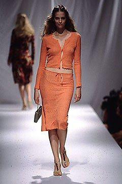 Elspeth Gibson Spring 2000 Ready-to-Wear Fashion Show - Elspeth Gibson