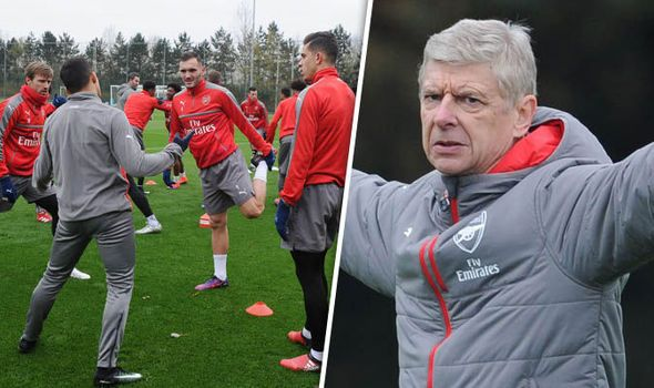 Arsenal injury crisis: Gunners pair appear to miss training ahead of West Ham game   via Arsenal FC - Latest news gossip and videos http://ift.tt/2g0r5SY  Arsenal FC - Latest news gossip and videos IFTTT