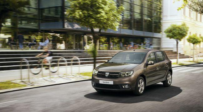 Neuer Dacia Sandero - Dacia Schweiz