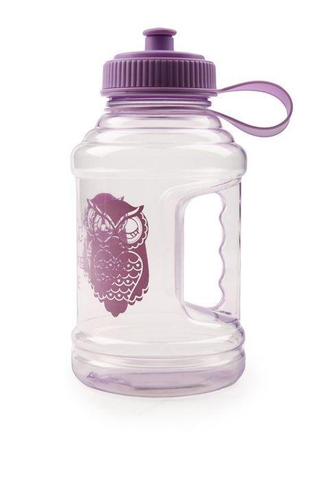 Cooler Bottle 750ml HOOT OWL