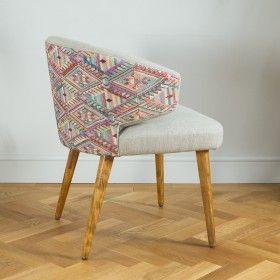 Whaley Chair - Copii Brocade & Linen