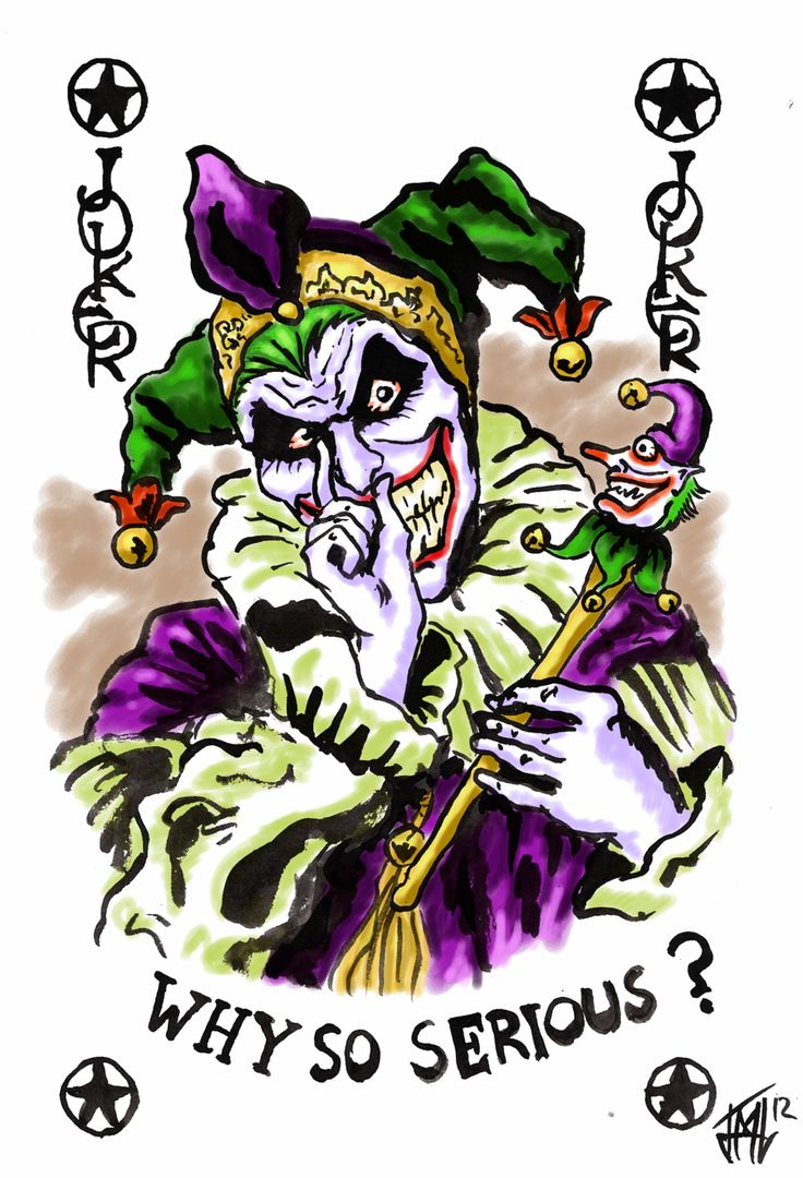 The Joker Card