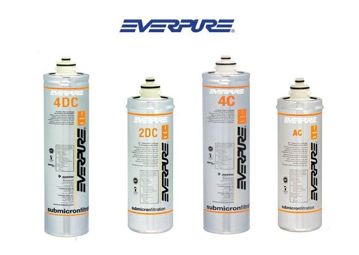 I Filtri Everpure hanno un esclusivo sistema di filtrazione ai carboni attivi in grado di ...