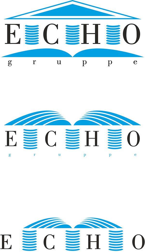 Echo Gruppe - Accountancy company logo on Behance