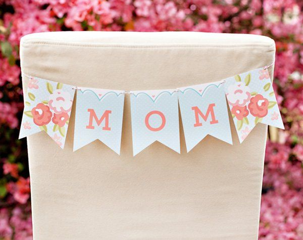 Mother's Day Breakfast + Free Printables Blog Hop