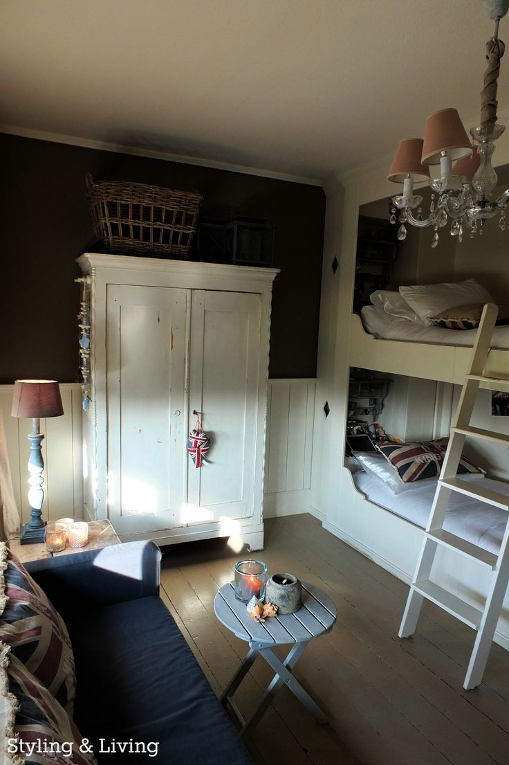 Luxe keuken frankrijk - Stapelbed met opslag trappen ...