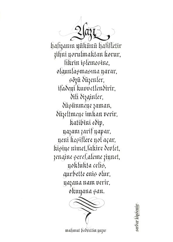 58 best Serdar Kipdemir \ My Calligraphy Art images on Pinterest - translator resume