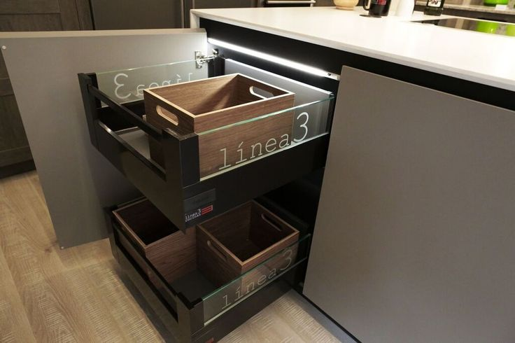 The 25 best tiradores de cocina ideas on pinterest - Diseno de una cocina ...