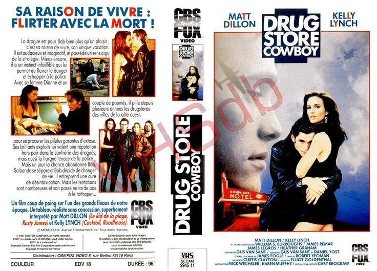 """DRUGSTORE COWBOY"" (""GUS van SANT"", 1989), PAL/SECAM VHS, ""CBS/FOX VIDEO"" #apotheek #apteekki #φαρμακείο #grunge #gotische ""#Rush #Week"" ""#Pale #Blood"" #Brexit ""#Charlotte #Gainsbourg"" ""#Winona #Ryder"" ""#Eva #Green"" ""#Mira #Aroyo"" #Ladytron #Orbán #Iovotono #kunst #Lumina ""#MCEG #Virgin"" #goth ""#riot #grrrl"" #esoterie #feminisme ""#gothic #rock"" #Erasmus #Grufti #gotické #garçonne #bloed #Frankrijk #Frans #EU #EU27 #bohemien #punk #punkki #metalmuziek ""#death #metal"" #referendum  #Catalonië"