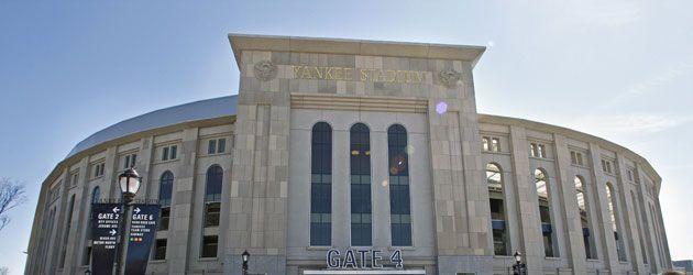 Tour of Yankee Stadium