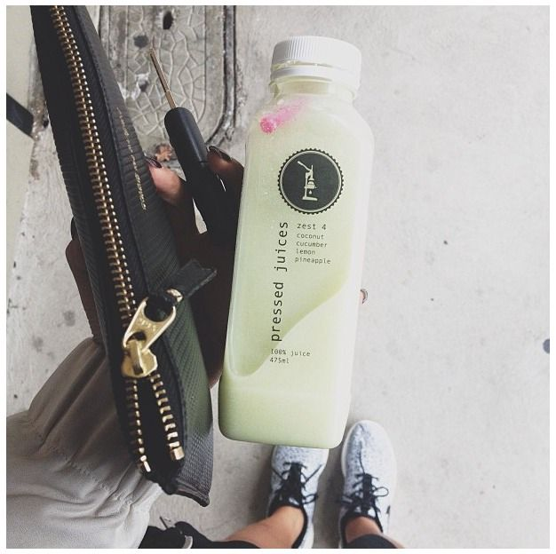 green juice always // #planetblue