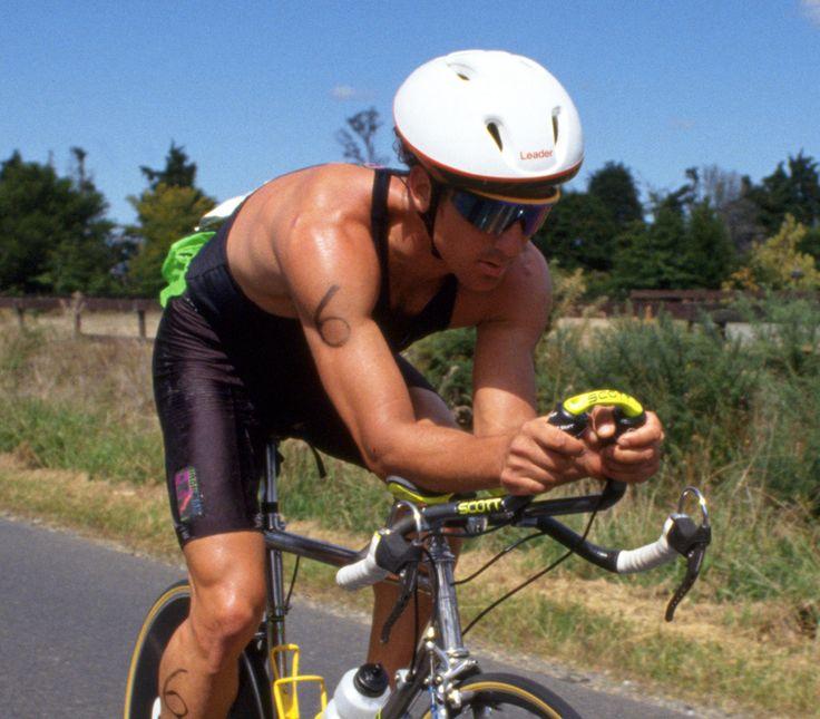 Scott Molina's Reflections on Ironman New Zealand