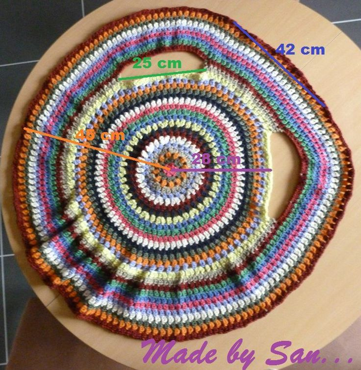 CAL Granny Mandala - le tuto complet - Made by San...