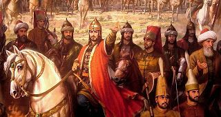 αλεπού του Ολύμπου: 1100 χρόνια Βυζάντιο - Ούτε ένας Έλληνας Βυζαντινό...