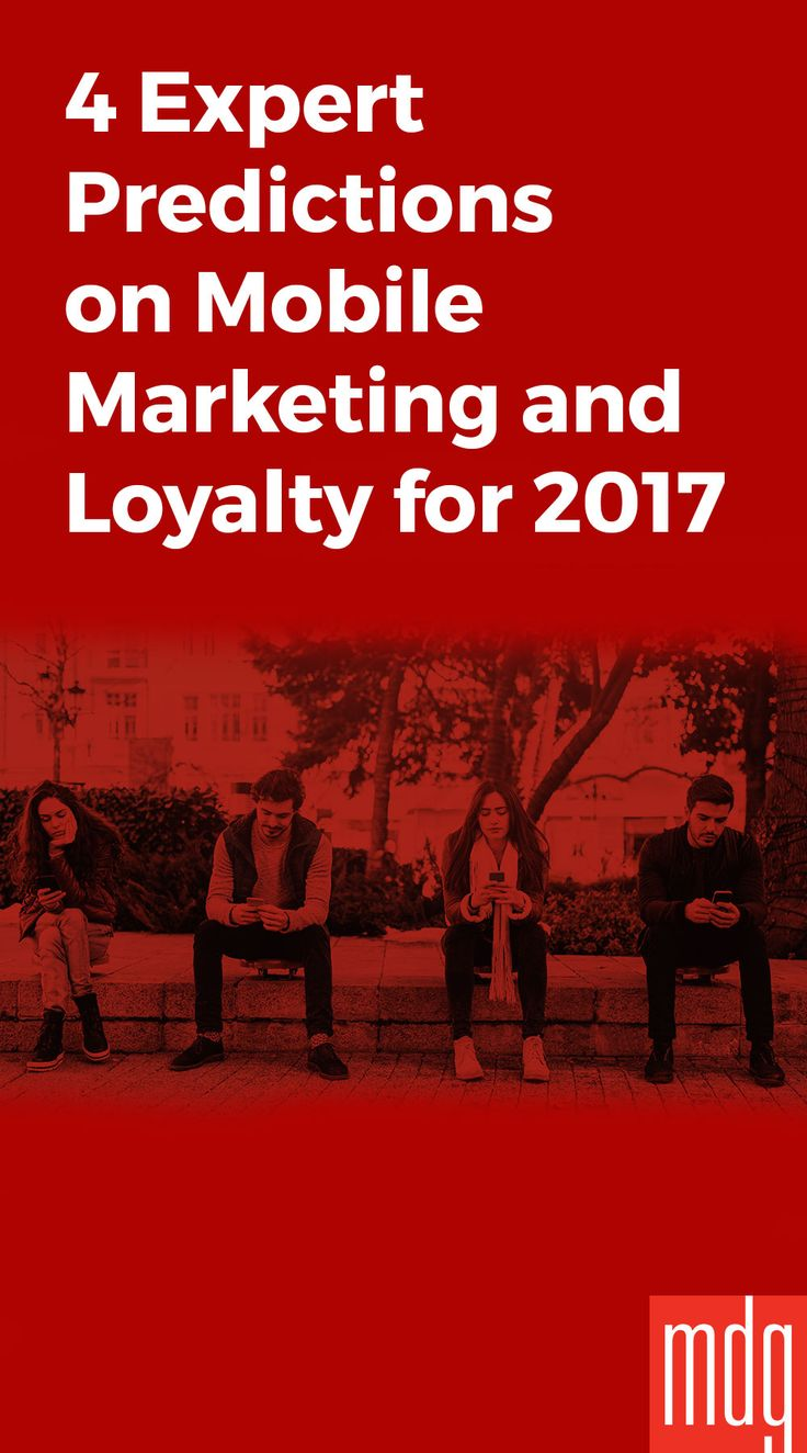 4 Ways to Win at Mobile Marketing and Loyalty in 2017 -- Strategies for mobile marketing and customer loyalty have rapidly evolved over the years and left many unsure about the forecast for the future. In 2017, four trends have emerged in these two areas that both brands and marketers can't afford to ignore.