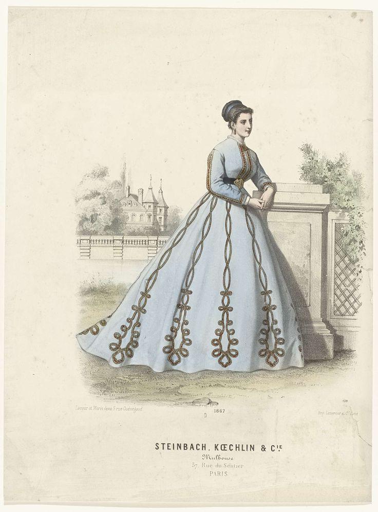 Steinbach, Koechlin & Cie, 1867, No. 139: Mulhouse