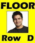 #Ticket  2 or 4 Tickets DANNY BHOY Halifax Centre Floor Row D Dalhousie Arts Centre Sep29 #Canada