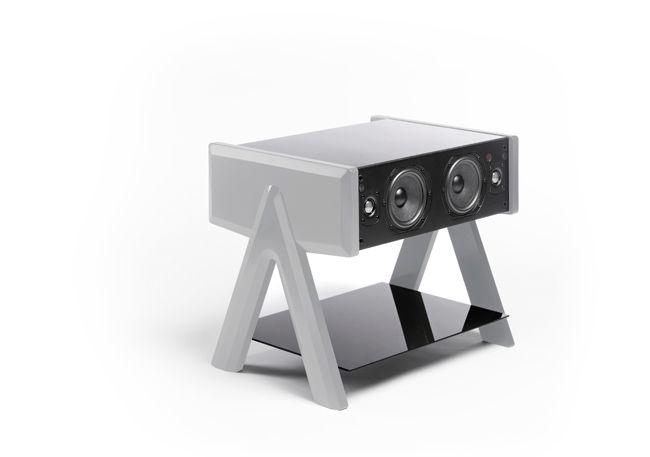 Le LD Cube de La Boite concept - version gris mat clair  #LDCube - #LaBoiteConcept