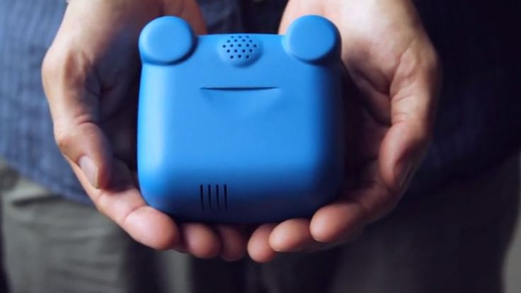 But don't let those cute blue Mickey ears fool you — the AirBeam is a response to a very real problem