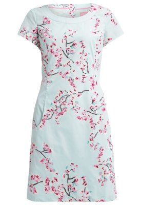 Robe d'été - opal blue blossom