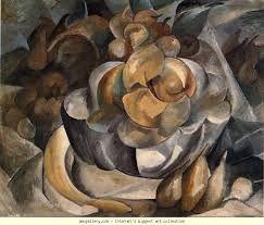 Κυβισμός-Georges Braque. Fruit Dish