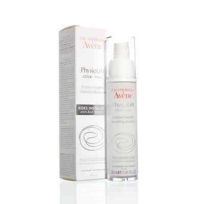 31€ - Beste keuze voor de ouder wordende huid, Avène - Physiolift Dagemulsie | Happy Fall - verstevigend, liftend, tegen diepere rimpels