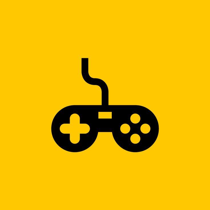 Gamepad Icon by ikono.me