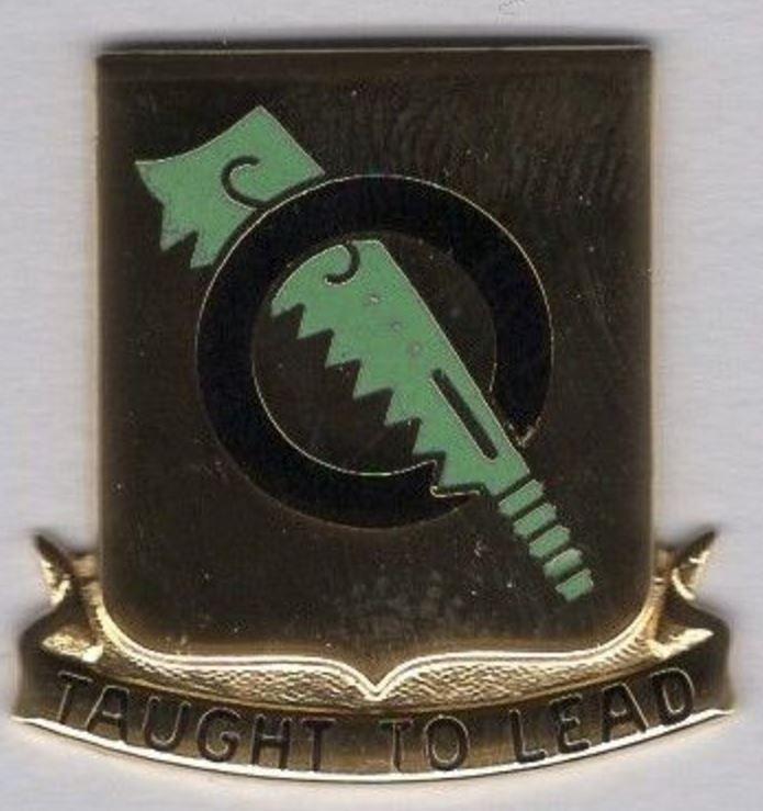 131st Armored Regiment Armor Tank crest