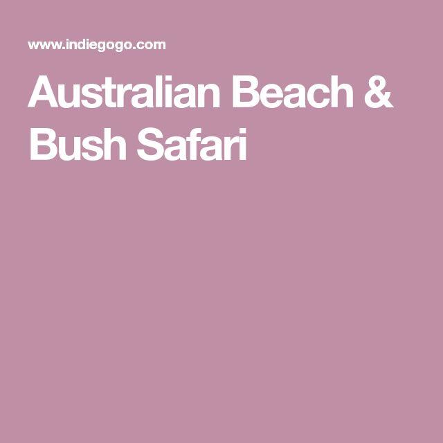 Australian Beach & Bush Safari