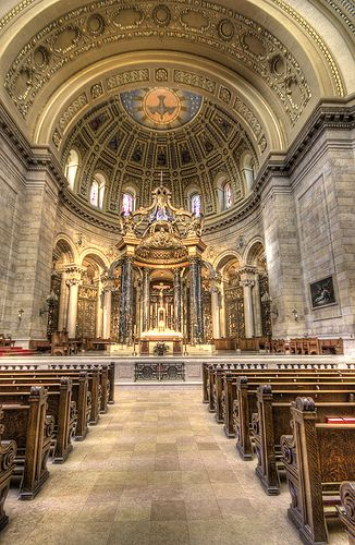 St Paul Cathedral, St Paul, Minnesota