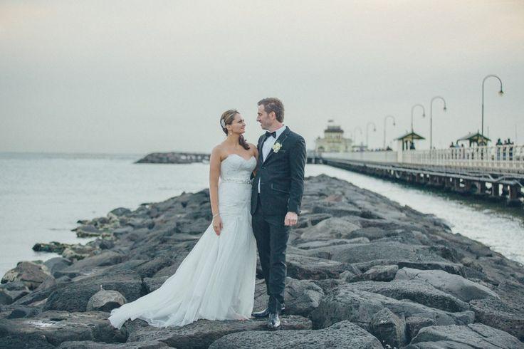 St Kilda Wedding (Source: Fresh Photography)