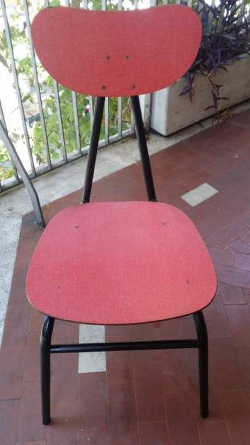Sedia formica rossa a Roma - Kijiji: Annunci di eBay