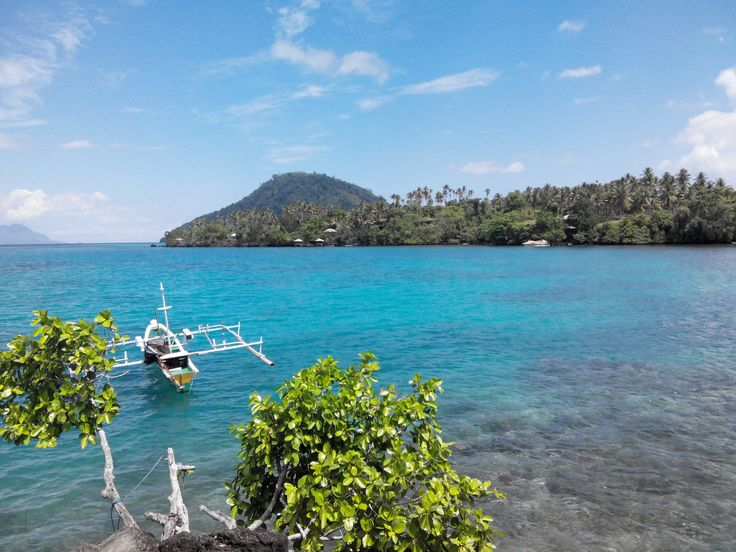 Bobanehena Beach. Jailolo, West Halmahera, North Maluku