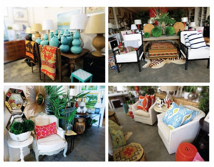 Vero Beach Florida Is Home To Decorative Arts A Retail Showcase Of Colors