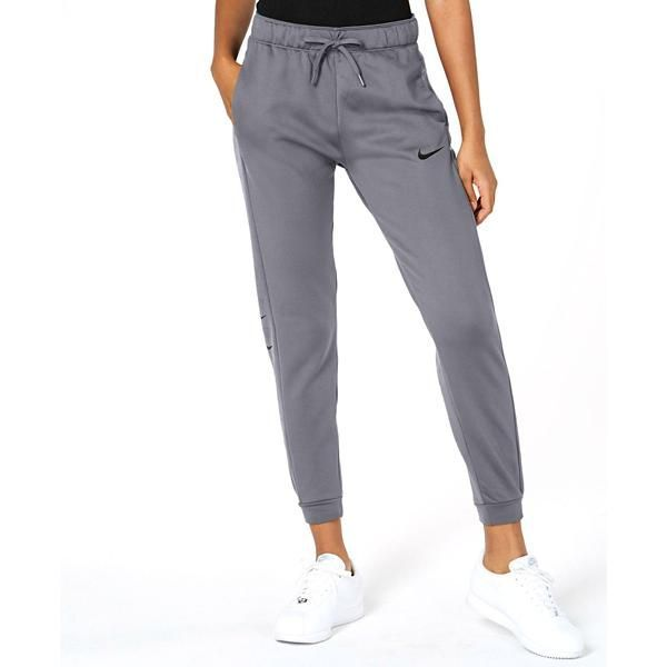Women S Nike Therma Side Logo Training Jogger Nike Outfits Nike Women Sweatpants Womens Sweatpants
