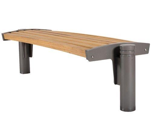 17 best ideas about banc bois on pinterest fauteuil - Banc metal exterieur ...
