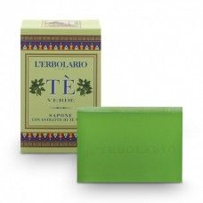 Zöld tea parfümszappan - Rendeld meg online! Lerbolario Naturkozmetikumok http://lerbolario-naturkozmetikumok.hu/kategoriak/testapolas/szappanok