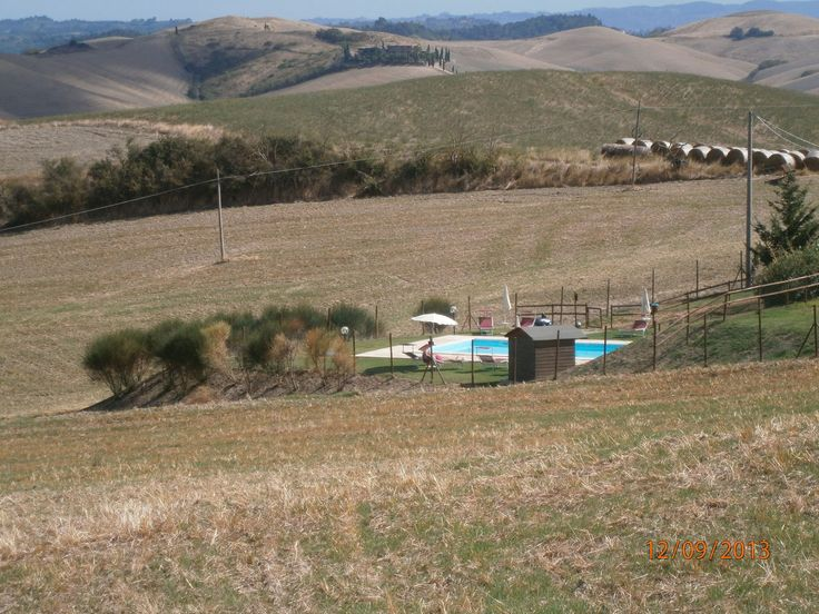 From the Guest - The farmhouse area in the Tuscan countryside around Chianni, in the Pisa's area.