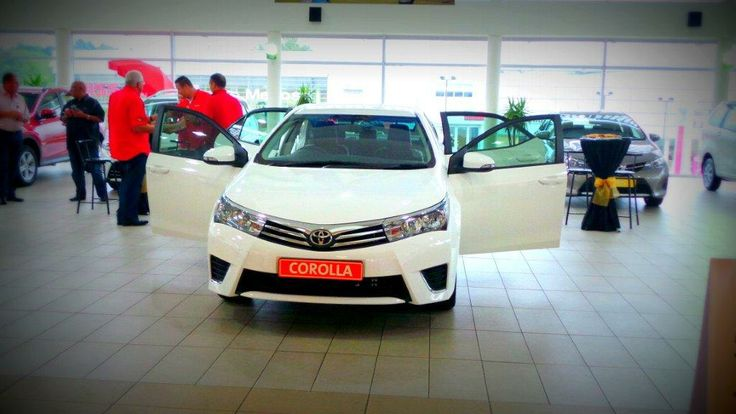 Toyota Melrose Corolla Launch 2014