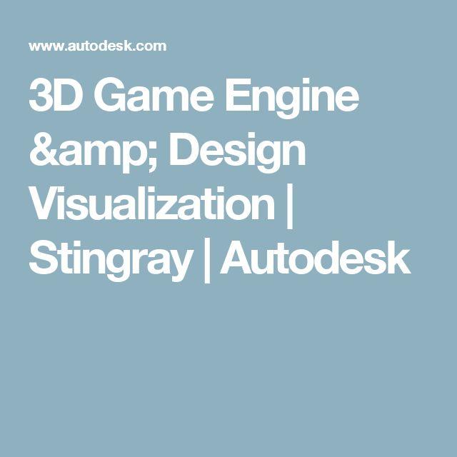 3D Game Engine & Design Visualization   Stingray   Autodesk