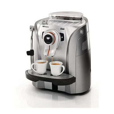 Looking at 'Saeco Odea Giro Plus Coffee Maker Automatic Espresso machine Titanium RI9755/47 - 708461104823' on SHOP.CA