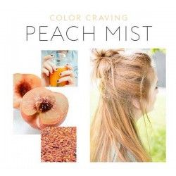keune color craving peach mist - Keune Color Swatch Book
