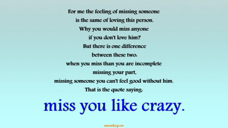 17 Best Quotes Of Missing Someone On Pinterest