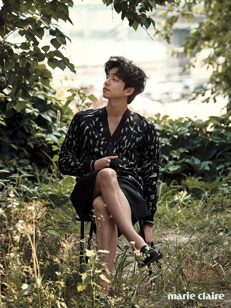Gong Yoo - Marie Claire Magazine July Issue '16                                                                                                                                                                                 More