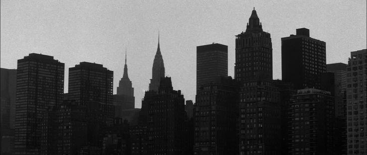 Woody Allen, Manhattan (1979)