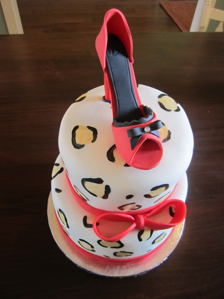 16 best images about kalyns high heel cakes on pinterest